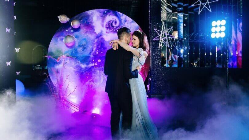 אטרקציות לרחבת הריקודים בחתונה